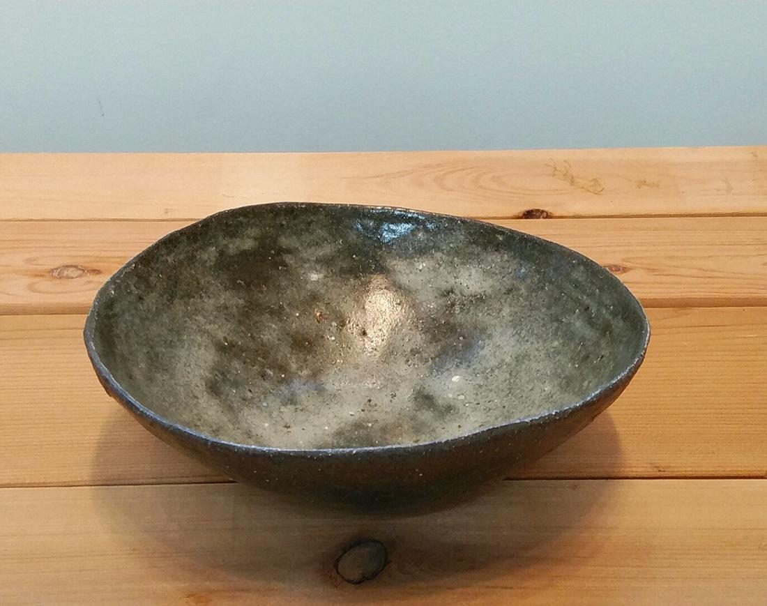 ぶどう釉鉢