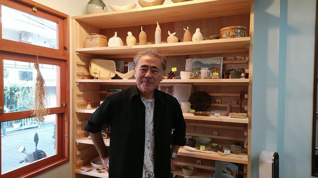 天野喜孝さん