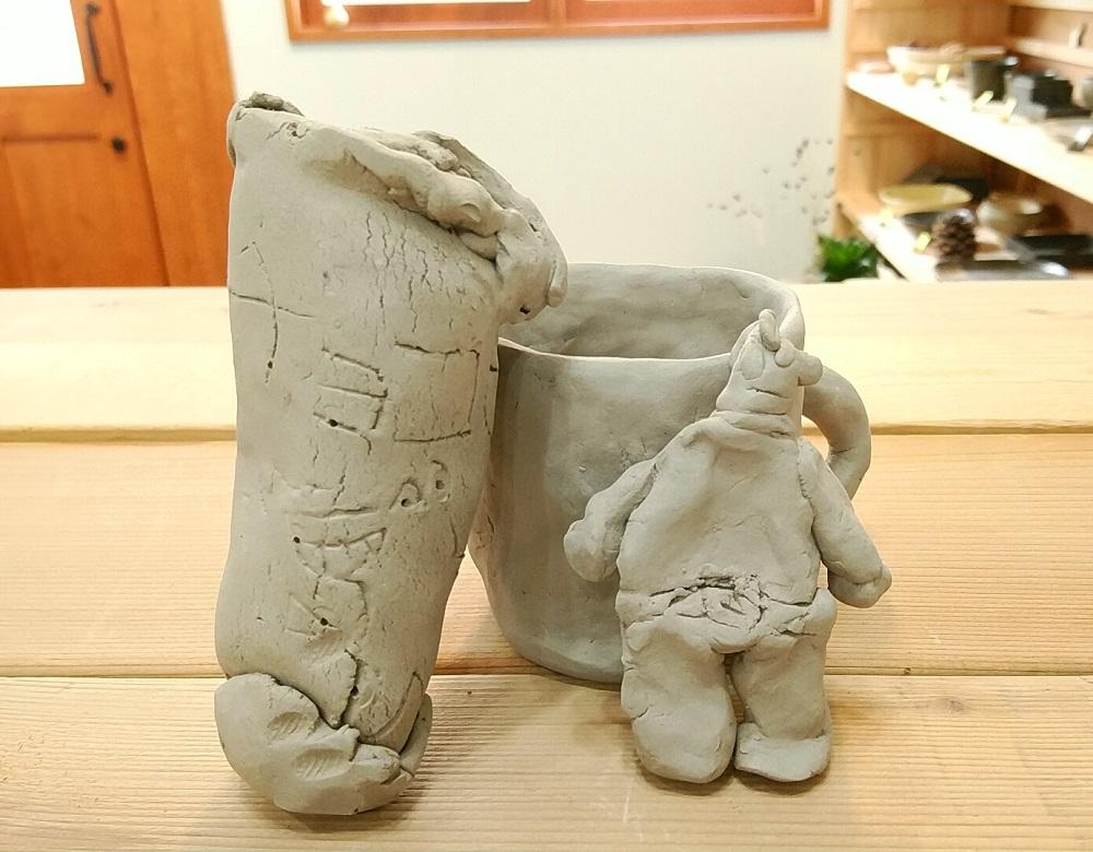 ひだまり陶芸教室・kids