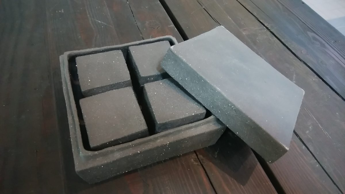 キューブボックス+お重