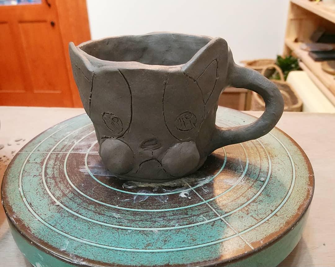ひだまり子ども陶芸教室