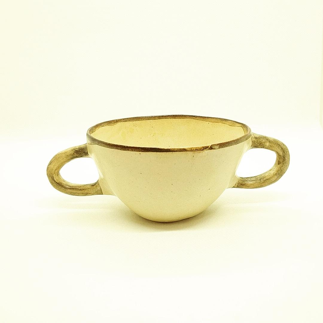たまごマットスープカップ